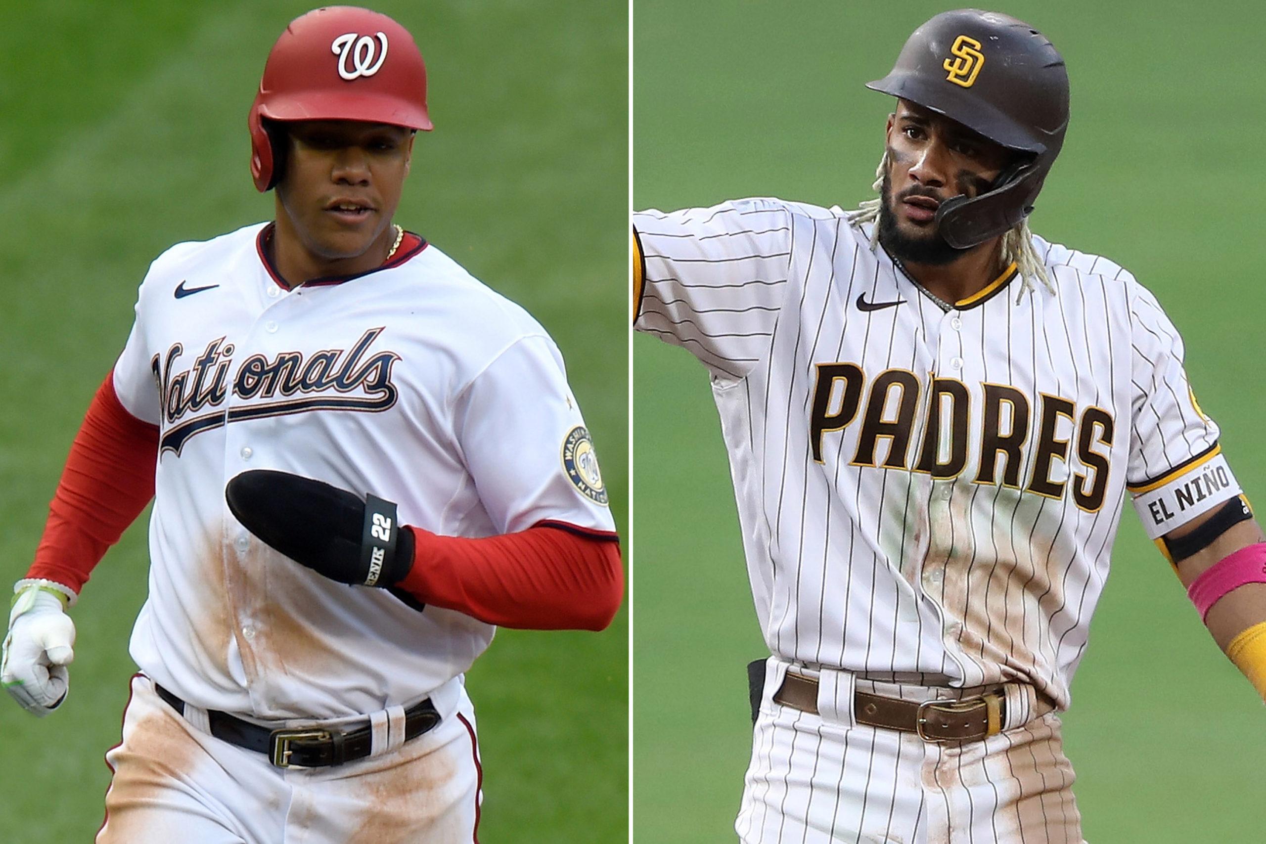 Juan Soto, Fernando Tatis Jr. and everything we hope for from MLB in 2021:  Sherman - NOW TRENDING