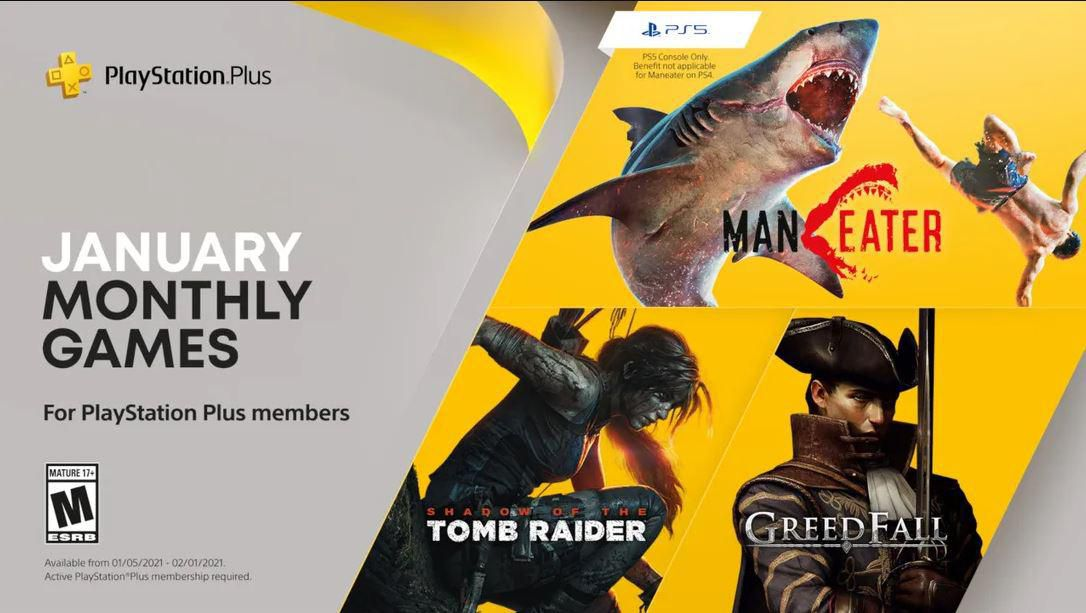 Your Playstation Plus Games For January 2021 Are Going Live Soon Now Trending