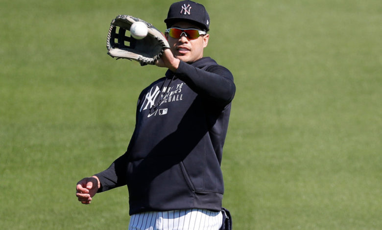 giancarlo stanton yankees outfield plan dh Uz9PdKnow-trending