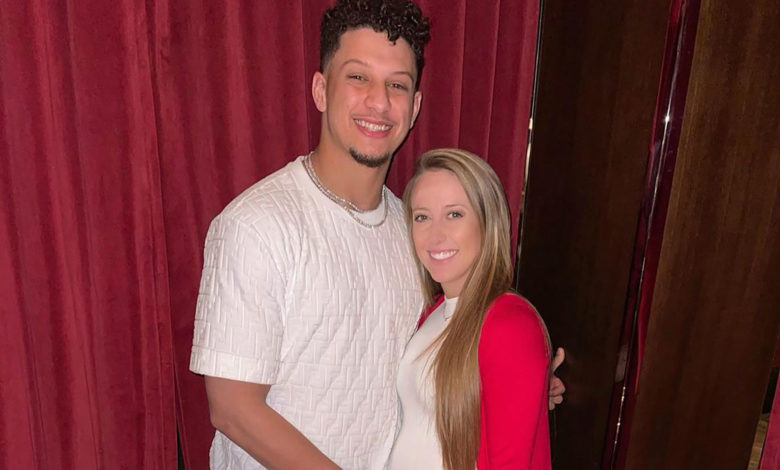 Patrick Mahomes and Brittany Matthews' daughter makes Instagram debut - NOW  TRENDING