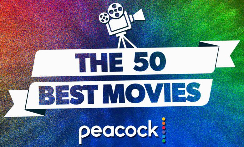 50 Best Movies on peacock EgpJq1now-trending