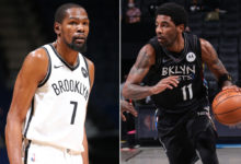 Nets vs. 76ers Kevin Durant Kyrie Irving pXxyPwnow-trending