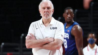 Gregg Popovich looks on during Team USAs shocking loss. AtnJkqnow-trending