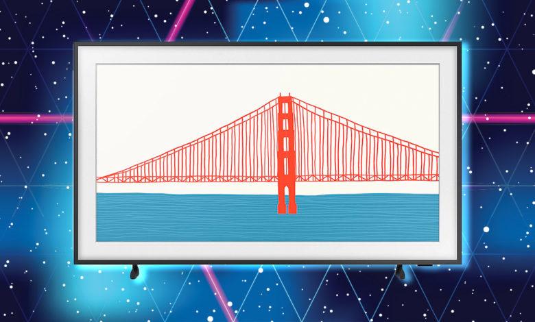 Samsung The Frame 1 1 VN4hU2now-trending