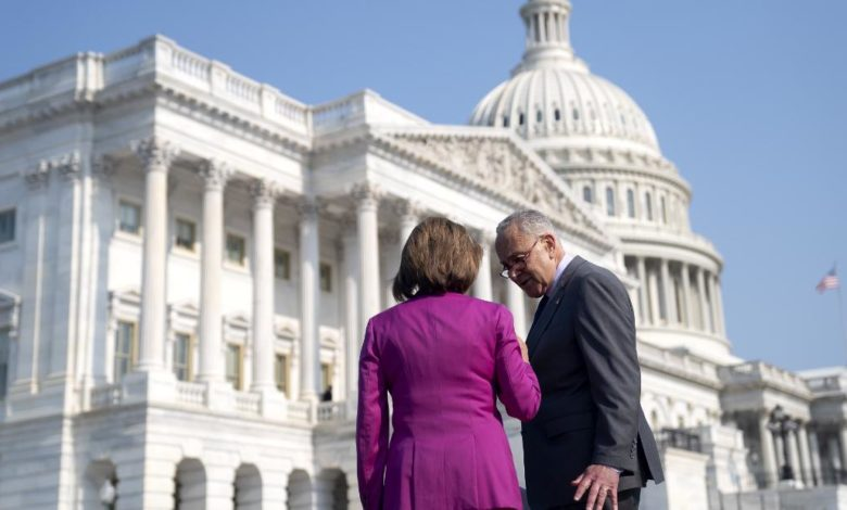 210913143010 chuck schumer nancy pelosi infrastructure 072821 file restricted super 169 9B2TZKnow-trending