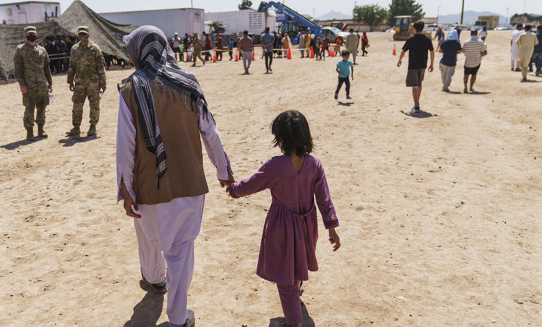 Afghan Evacuees New Mexico ZmNsj7now-trending