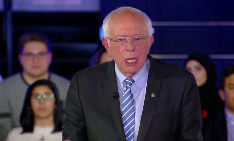 Bernie Sanders 2 peelTXnow-trending