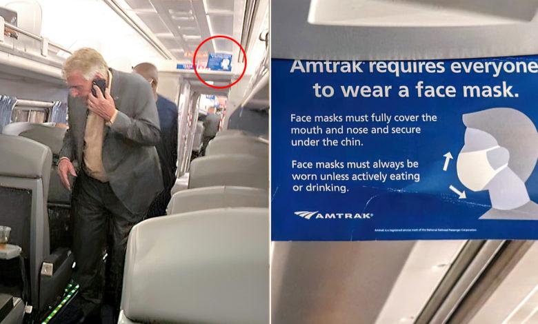 Terry McAuliffe Amtrak dfYg5Gnow-trending